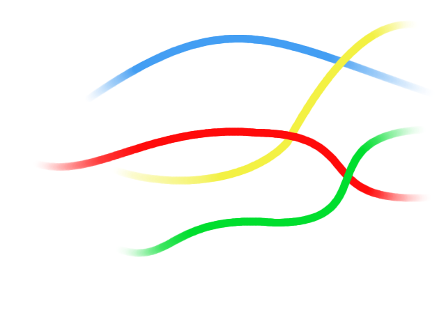 Header Color Trails
