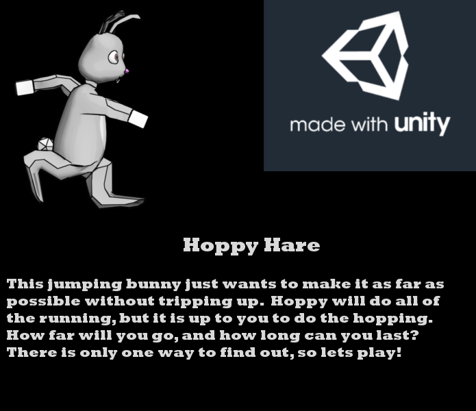 Info about Hoppy Hare